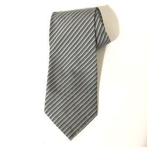 AGENDA-NY Striped Men's Tie